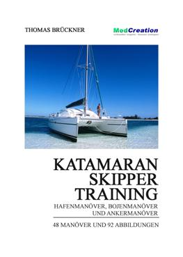 Katamaran Skippertraining